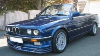 BMW ALPINA C2 2.7 CONVERTIBLE