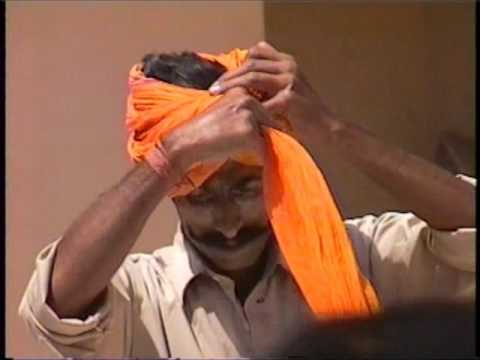 Rajasthani Turban How to tie one