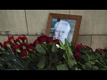 Colleagues Mourn Death of Russian Ambassador to UN