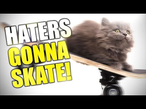 HOW TO: BE A PRO SKATER!