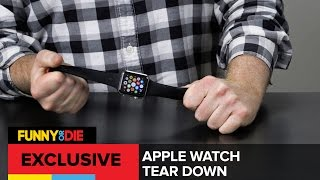 FOD Apple Watch Unboxing and Teardown
