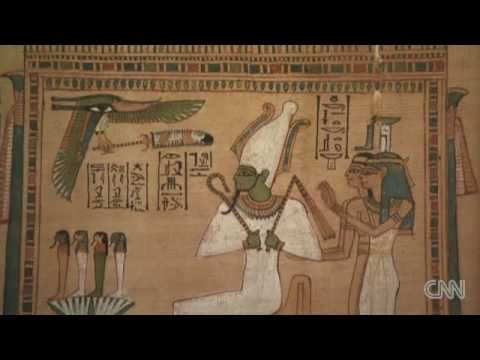 Ancient egyptians book of the dead secrets youtube