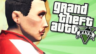 GTA 5 Funny Moments: First Person in GTA Glitch! (GTA V Online)