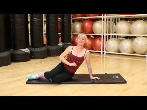 Senior Exercises for the Waist & Belly : Training Exercises