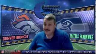 Superbowl 48 XLVIII Predictions With Spreads 2013 2014