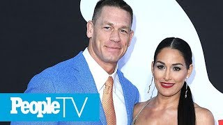 Nikki Bella Wishes John Cena Called Instead Of Discussing Breakup On 'The Today Show' | PeopleTV