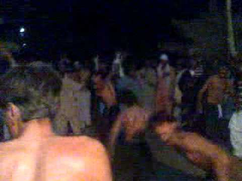 matam in village khuda bux soomro