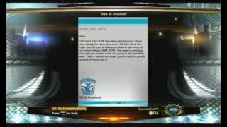 NBA 2K13 My Career Endorsement - NBA 2K14???