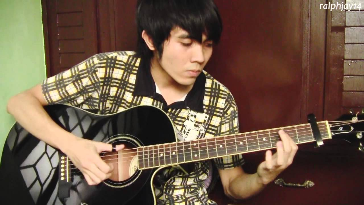 Dance With My Father - Luther Vandross (fingerstyle guitar cover) - YouTube
