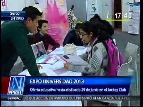 Expo Universidad - N Noticias