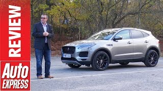 Jaguar E-Pace review: SUV arrives to take on Audi Q3 and BMW X1. Auto Express.
