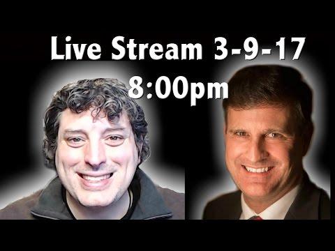 🔴 LIVE: Mandela Effect Roundtable - 2-9-17 8:00pm EST - Brian Haggerty