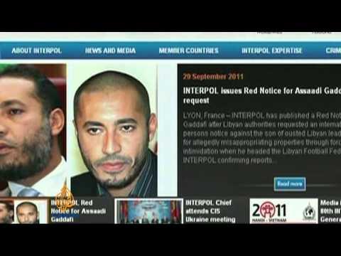 Niger extradites Gaddafi's son Saadi