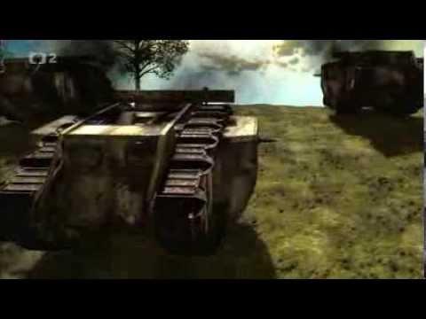 Najväčšie tankové boje - Prvé monštrá