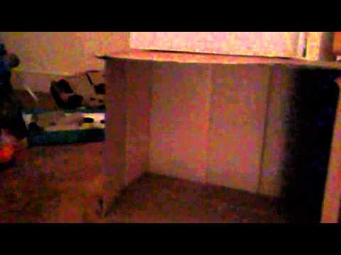 Make Your Own Monster High Doll House Part 1 Youtube