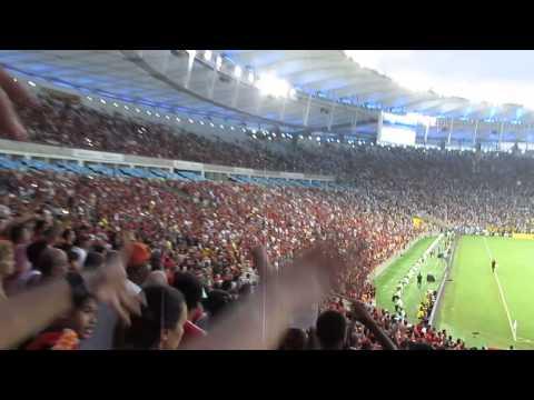 Carioca 2014 Final FLAMENGO 1X1 Vasco -