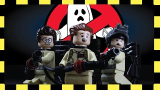 Ghostbusters: The LEGO Version