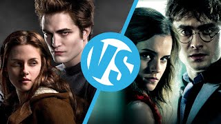 [Harry Potter VS Twilight - Movie Feuds] Video