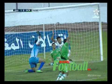DHJ Difaa Hassani Jadidi 1-0 OCK Olympique de Khouribga