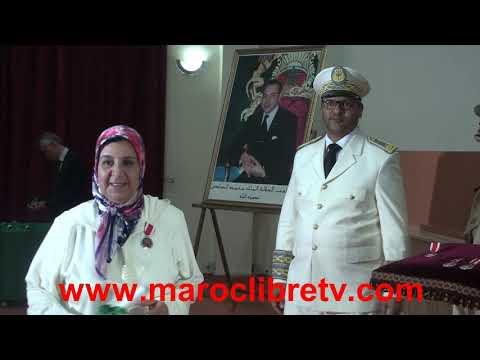 أهم لحظات مراسيم الاحتفال بالذكرى 18 لعيد العرش من قلب عمالة المحمدية