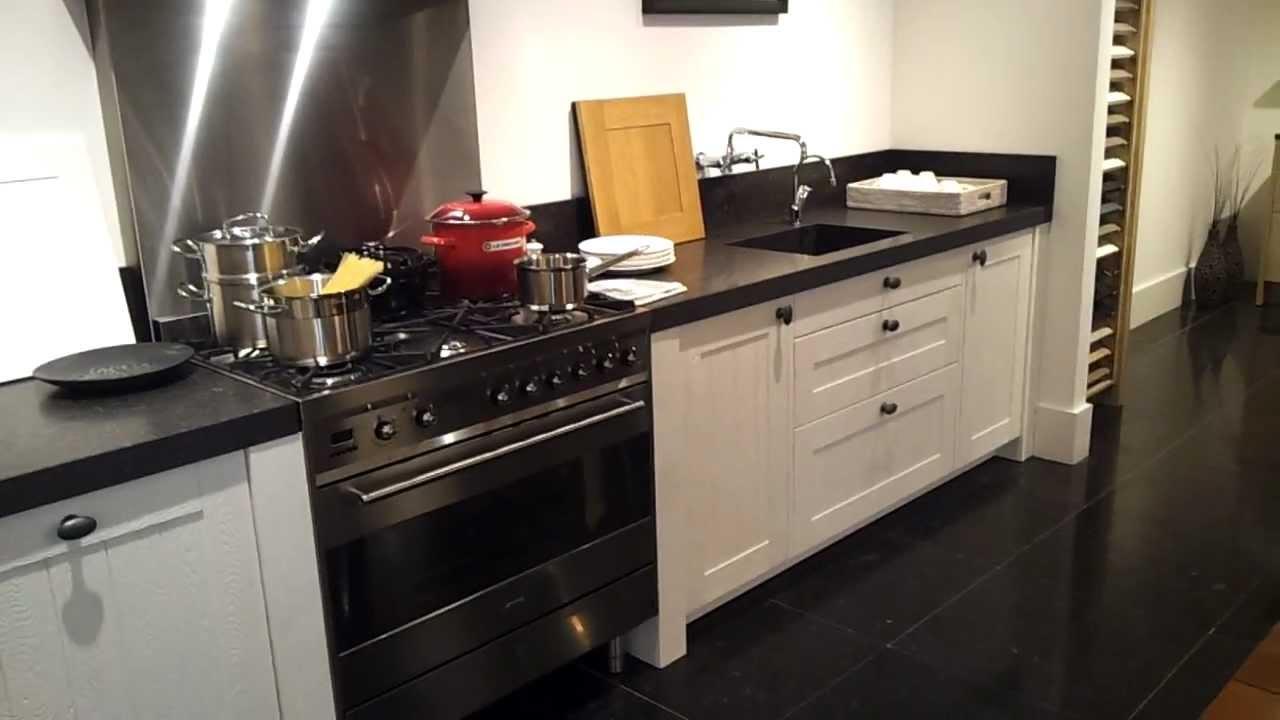 Exclusieve Eiken Keukens : Eiken Showroom keuken te koop bij Het KeukenHuys YouTube
