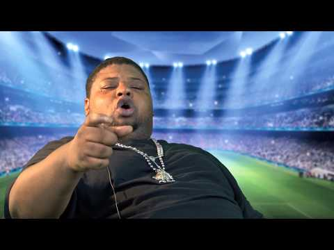 FACT TV: Big Narstie's Message for the England Football Team