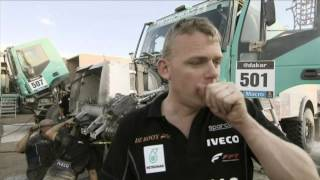 IVECO Dakar 2014 - 12th Stage: El Salvador - La Serena