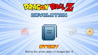 Let's Play Dragonball Z Devolution Part 1 (hacked Version