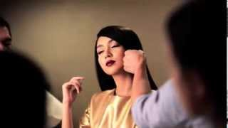 Behind The Scenes: Kathryn Bernardo For Meg December 2013