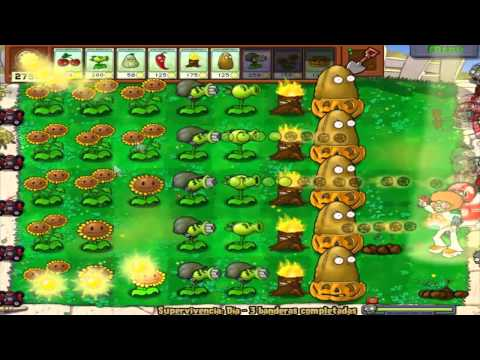 Especial Halloween #3 Plants Vs Zombies