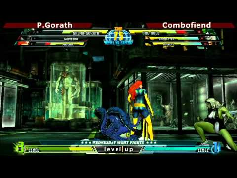 WNF: Friday Edition  4/22/2011 - MVC 3 Ranbat 3.2 - Part 2