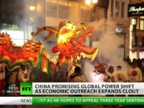 Red Dragon Rising: China to overtake US as top economic superpower