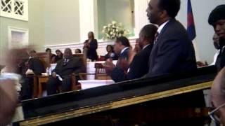 Uncle Joseph's Funeral