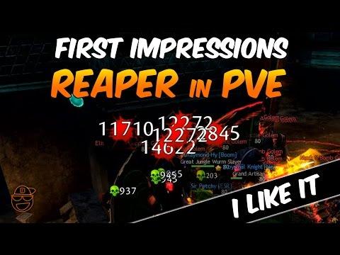 Gw Reaper Condition Build