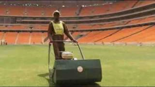 Soccer-City-Stadion,  94.700 Plätze in Johannesburg