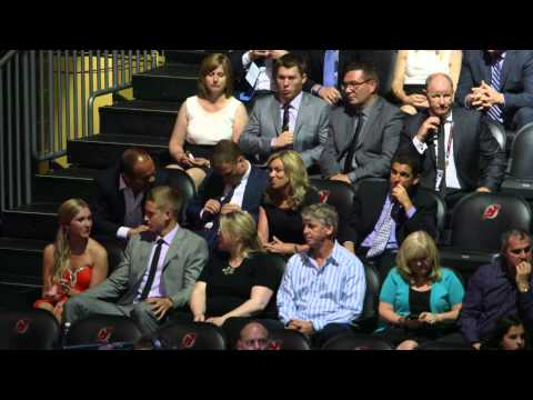 Max Domi: Behind-the-scenes at the 2013 NHL Draft (Pt. 2), Phoenix Coyotes draft pick Max Domi is a bundle of nerves while awaiting his name to be called. Also watch: Part 1 - http://youtu.be/-H0JLlIyCP0 Part 3 - htt...