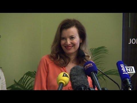 En Inde, Valérie Trierweiler évoque son expérience de première dame