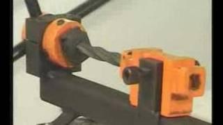 Metalcraft Master Twister Using Basket Making Attachment