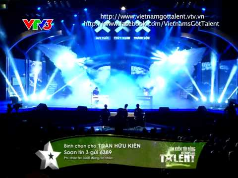 [FULL] Vietnam's Got Talent 2012 - GALA CHUNG KẾT (21/04/2013)