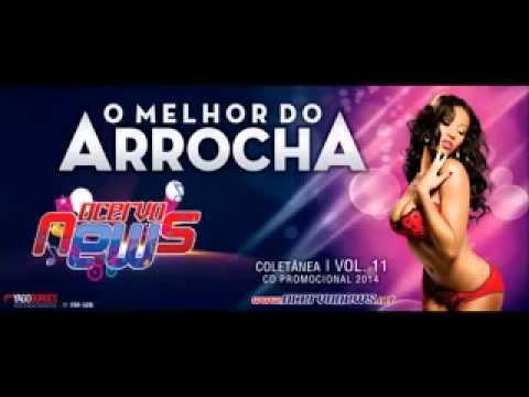 CD Completo Acervo News   O Melhor do Arrocha Coletânea Vol 11 2014