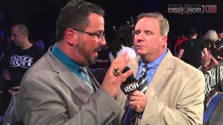 Reacciones ROH Death Before Dishonor XIII