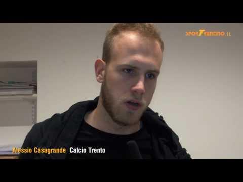 Copertina video Alessio Casagrande (Calcio Trento)