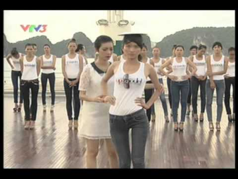 Viet nam next top model 2012 - Tập 2 - Viet nam next top model 2012