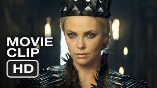 Snow White & The Huntsman (2012) Movie CLIP #7 Queen