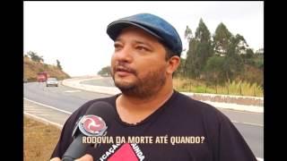 Minas espera a duplica��o da BR-381, a rodovia da morte