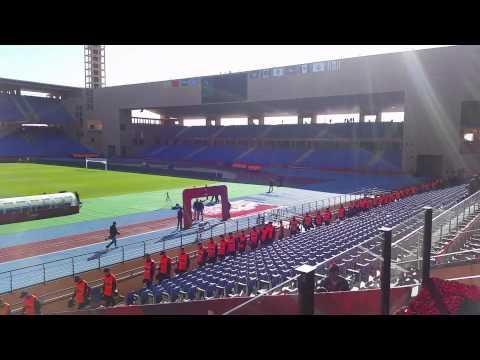 ملعب مراكش جاهز لإستقبال الريال