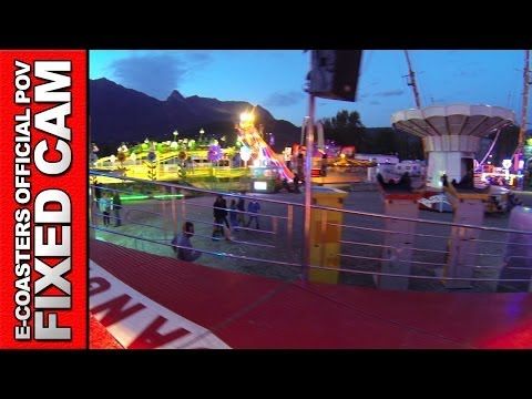 Roller Bowl - Foire Albertville | On-Ride (ECam HD)