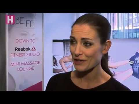 KIrsty Gallacher - Be:Fit London 2014