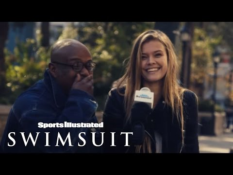 Nina Agdal Fashion Quiz - Swim Daily