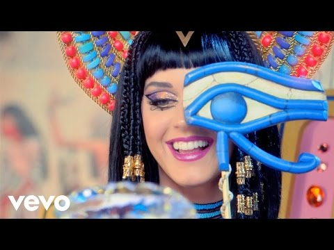 Katy Perry - Dark Horse (Official) ft. Juicy J, I knew you were
